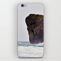 be brave iPhone & iPod Skins featuring Brave by Angela