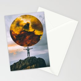 world of possibilities 0.1 Stationery Cards