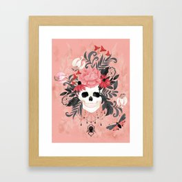 Fascination with the Morbs Framed Art Print