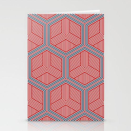 Hexagon No. 2 Stationery Cards