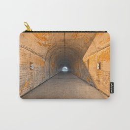 California War Tunnel Carry-All Pouch