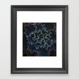 Crinkle In Time Framed Art Print