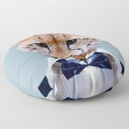 Fashion cheetah Floor Pillow