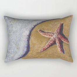 Beach Bubbles Rectangular Pillow