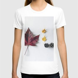 Fall in Words T-shirt