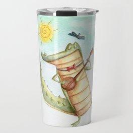 Play for me Croco Travel Mug