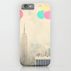 Balloons over the City iPhone 6s Slim Case
