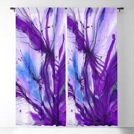 Organic Ecstasy No. 48f by Kathy Morton Stanion Blackout Curtain