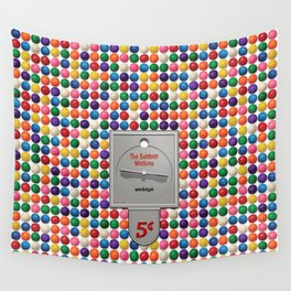 The Gumball Machine Wall Tapestry