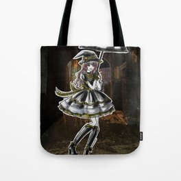 Hufflepuff Halloween Witch Tote Bag