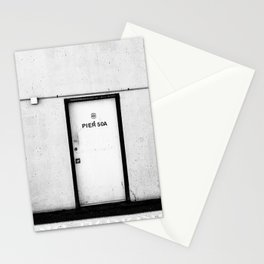 Pier 50A Stationery Cards