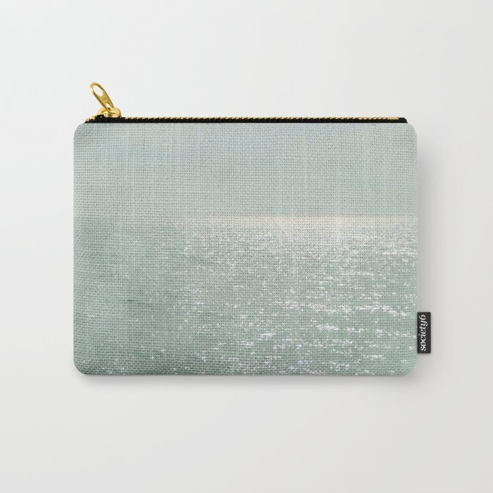 The Silver Sea Carry-All Pouch