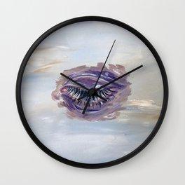 Blinking Sky Wall Clock