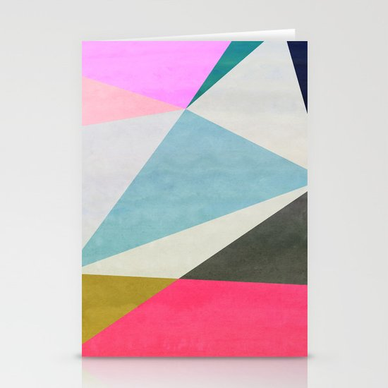 Abstract 05 Stationery Cards