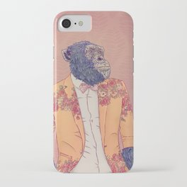 Alvin the Ape iPhone Case