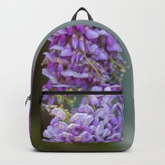 Wisteria Blossoms Backpack