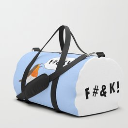 Fuck Robin Duffle Bag