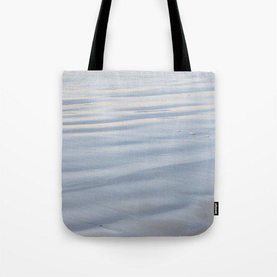 GLISTENING BEACH Tote Bag