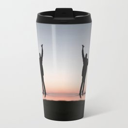 Sunset Jump Travel Mug