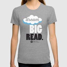 Dream Big - Iowa City Public Library T-shirt