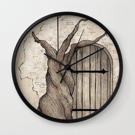 Merchant's Door Wall Clock