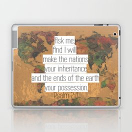 Ask me Laptop & iPad Skin