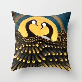 Shawaymoon Throw Pillow