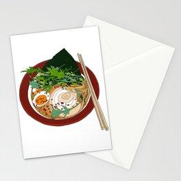 Soy Ramen Noodle Stationery Cards