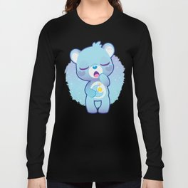 Bedtime bear Long Sleeve T-shirt