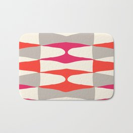 Zaha Type Bath Mat