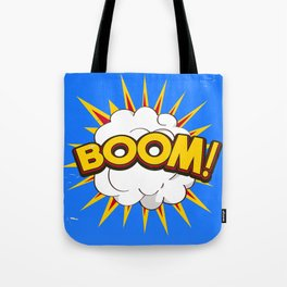 BOOM! limited edition Blue edition Tote Bag