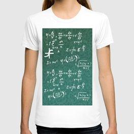 Math Equations T-shirt