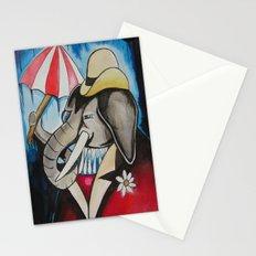 rainy days.  Stationery Cards
