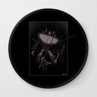 science Wall Clocks featuring Science! by Laknea
