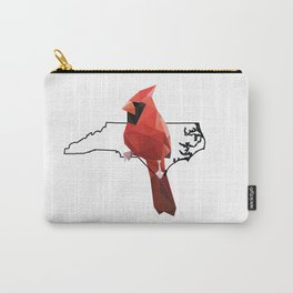 North Carolina – Northern Cardinal Carry-All Pouch