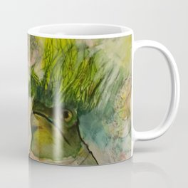 Hair of the Frog Coffee Mug