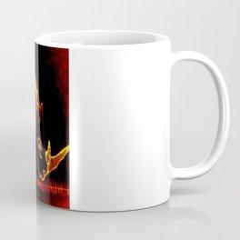 Tribal Rhino Coffee Mug