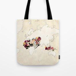 عربي Tote Bag