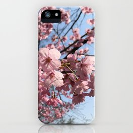 Spring in Japan ! iPhone Case