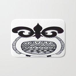 Owl3 Bath Mat