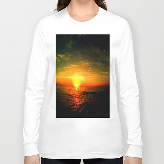 july morning Long Sleeve T-shirt