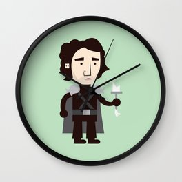 Ranger of the North Wall Clock