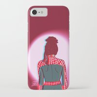 cosima iPhone & iPod Cases featuring Spidey!Cosima 1 by the-haps