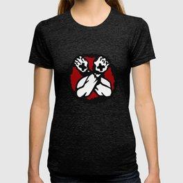 Strage Edge Hand T-shirt