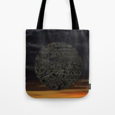 Little Planet #14 Tote Bag