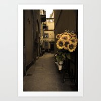 Cortona Art Print