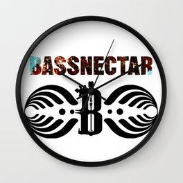 Basnectar sound Wall Clock