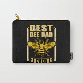 Beekeeper Beekeeping Best Bee Dad Ever Carry-All Pouch