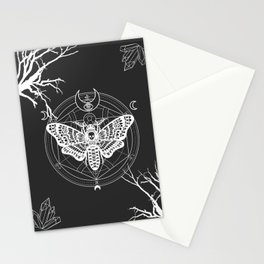 Witch Craft White Stationery Cards