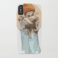 swag iPhone & iPod Cases featuring Swag boy by ArDem